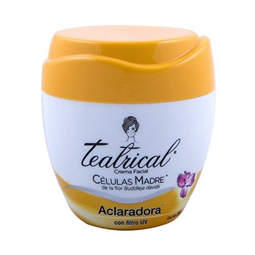 TEATRICAL ACLARADORA Brightening filtro UV 200g