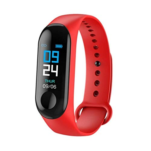 HPPLSmart Armband USB-oplaadarmband, hartslagfrequentie, bloeddruk, bluetooth-armband