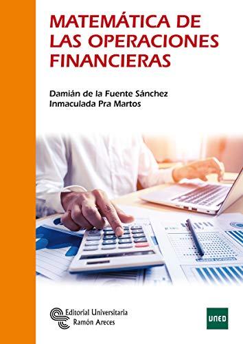 Matemáticas De Las Operaciones Financieras (Manuales)