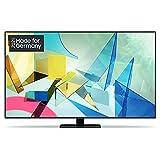 Samsung QLED 4K TV Q80T 55 Zoll (GQ55Q80TCTXZG), Quantum HDR 1500, Quantum Prozessor 4K, PQI 3800...