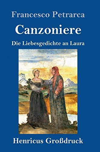 Canzoniere (Großdruck)