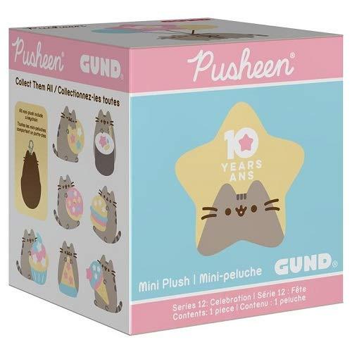 GUND - Pusheen Suprise Plush Blind Box Series 12: Celebration