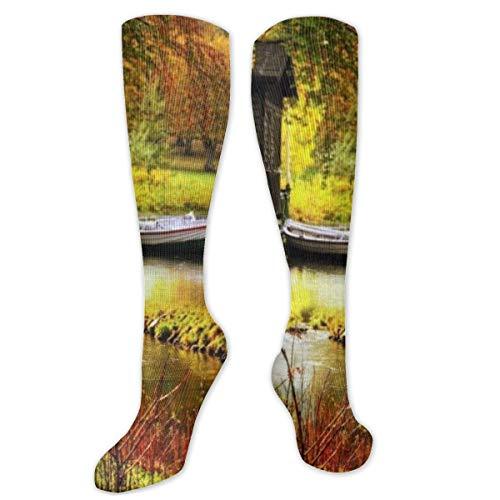 Compressie sokken voor mannen en vrouwen - het beste voor hardlopen, atletische sporten, spataderen, reizen downloaden achtergrond volledig scherm