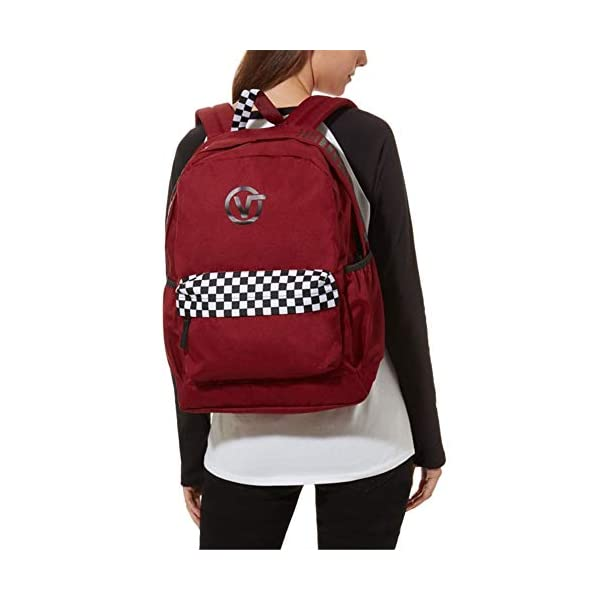 41JO5Cb1c1L. SS600  - VANS Sporty Realm Plus Backpack- Biking Red VN0A3PBITV11