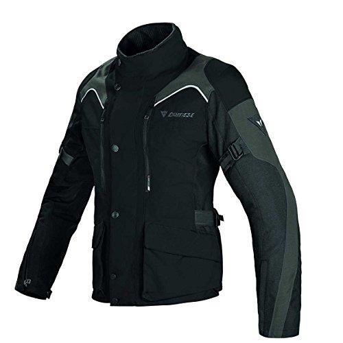 Dainese Tempest Lady D-Dry Jacket, Unisex - Adulto, Dainese, negro