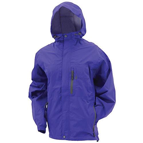 FROGG TOGGS - Angel-Jacken für Damen in Violett, Größe XXL