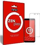ZenGlass Flexible Glas-Folie kompatibel mit HTC U11 Plus Panzerfolie I Bildschirm-Schutzfolie 9H I (Kleiner Als Das Gewölbte Bildschirm)