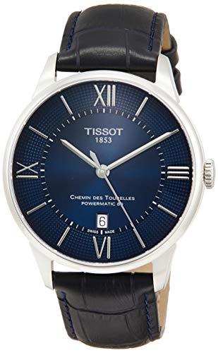 Tissot Men's Chemin des Tourelles Swiss Automatic Stainless Steel Dress Watch T0994071604800