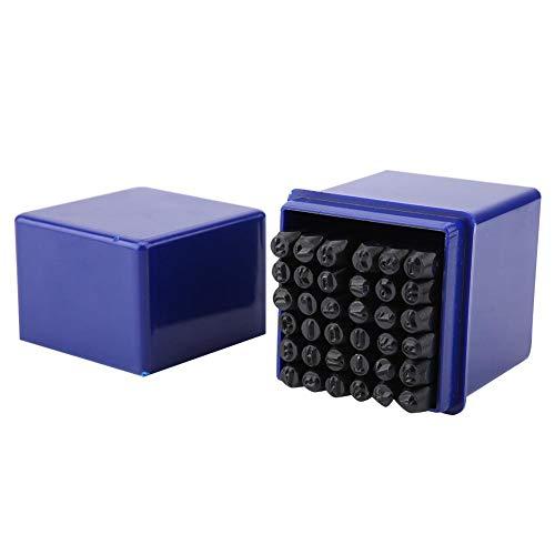 Alfabeto de acero al carbono de uso múltiple con caja de almacenamiento...