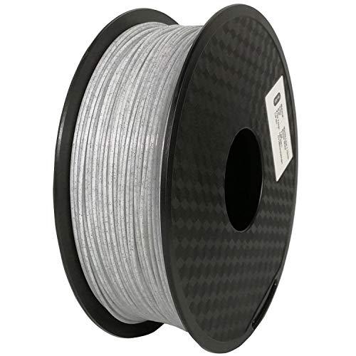 RSTJ-Sjef Marble Color PLA Filament 1.75MM, Fit FDM 3D Printer, 1KG Spool, Dimensional Accuracy +/- 0.05 Mm, 330 Meters Long