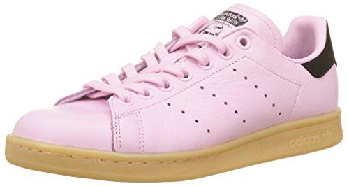 adidas Stan Smith W, Zapatillas para Mujer, Rosa (Wonder Pink/Wonder Pink/Core Black 0), 36 2/3 EU