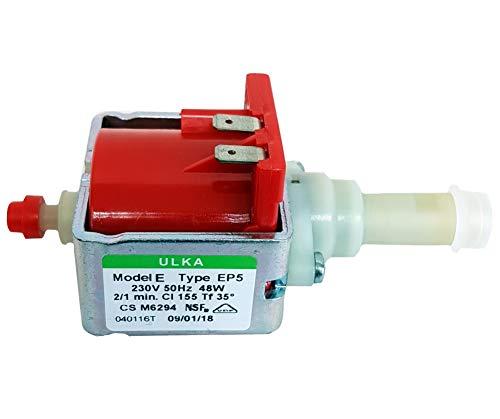 Bomba ULKA EP5 230 V 48 W para pequeño...