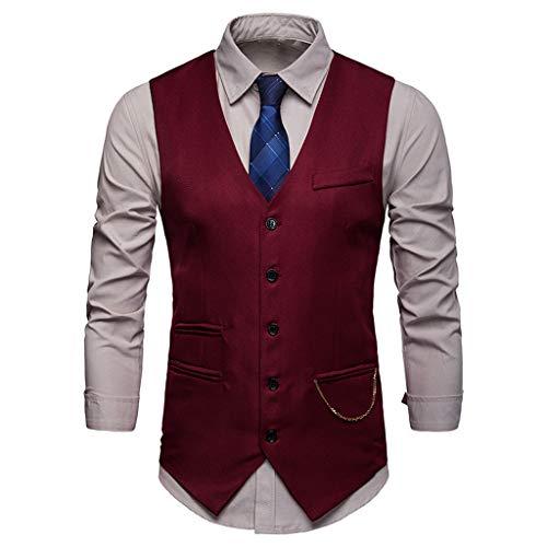 Heren Zakelijke Casual Taillejas Vest Jas Formele Klassieke Blazer Bruiloft Party Jas Suits Vintage Retro Smart Elegante Dinner Suits Jas Trench Size M-XXXL