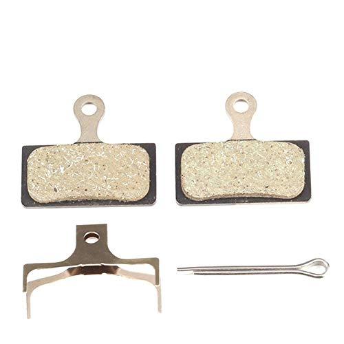 TSAUTOP Newest G03S résine Disc Brake Pad G03A for M987 M985 M9000 M8000 M785 M7000 M675 M666 M615 S700 CX75 R785 R515 R315 Brake (Color : G03a)