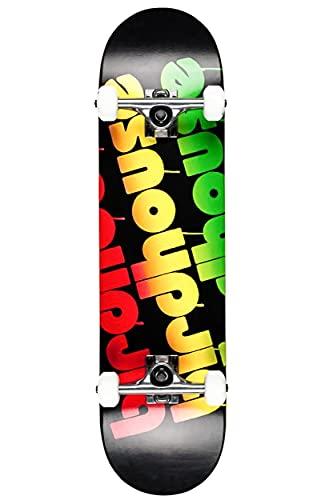 Birdhouse Skateboard Completo Triple Stack 8.0' Rasta