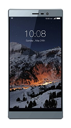 Preisvergleich Produktbild Switel eSmart M3 Dual SIM Smartphone 12, 7 cm (5 Zoll) LTE 4000mAh Akku grau