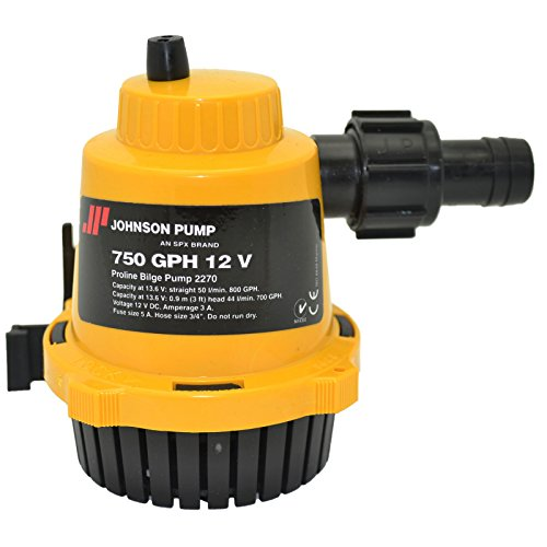 Johnson Pump 22702 Pro-Line Bilge Pump - 750 GPH