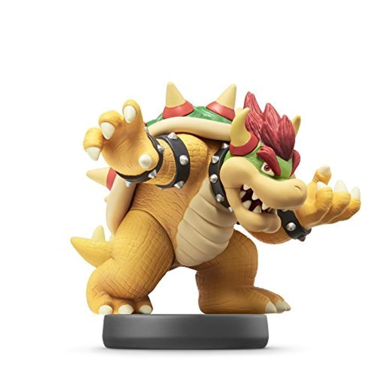 驚かす見える非常にBowser amiibo (Super Smash Bros Series) by Nintendo [並行輸入品]