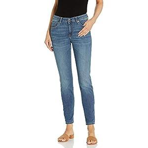 Women's Curvy Skinny Jean, Medium Wash, Regular Fit