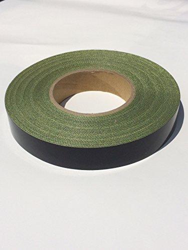 Teflonband schwarz PTFE Glasgewebeband, antistatisch, 170my, 1,0lfm x 15mm, selbstklebend, hitzebeständig bis 260°C, Teflonklebeband
