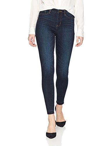 William Rast Women's Sculpted High Rise Skinny Jean, Indigo Serenity, 27