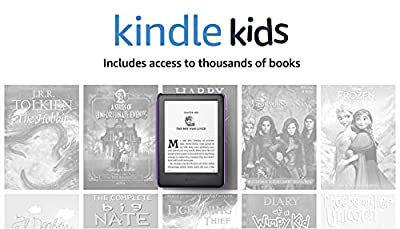 Kindle Kids Edition, a Kindle designed for kids, with parental controls - Rainbow Birds Cover by Amazon