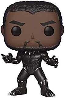 Funko Pop! Marvel: Black Panther - Black Panther