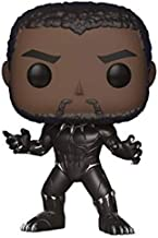 Funko Pop! - Marvel Black Panther: Figura de vinilo (23129)