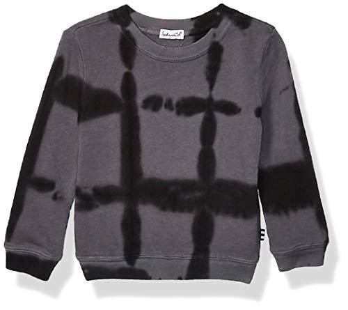 Splendid Boys Long Sleeve top, Black - Toddler, 3T