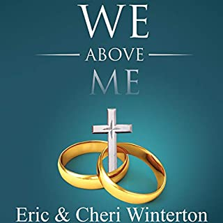 We Above Me audiobook cover art