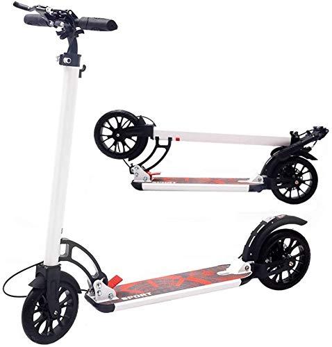 LBWARMB Patinetes para Niños Niños/Adultos Scooter con 3 Segundos Sistema de fácil...
