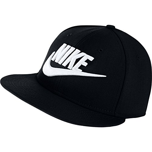NIKE True Futura Gorra de Tenis, Hombre Mujer, Negro-Negro/Blanco, MISC