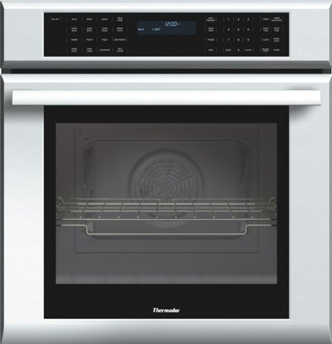 Thermador MED271JS Masterpiece 27inch Single Electric Wall Oven With 4.2 Cu. Ft