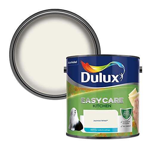 Dulux 500000 Easycare Kitchen Matt Emulsion Paint For Walls And...
