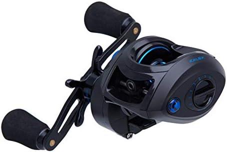 Kalex 1499521 XL4 Low Profile RH Bait Casting Fishing Reel product image