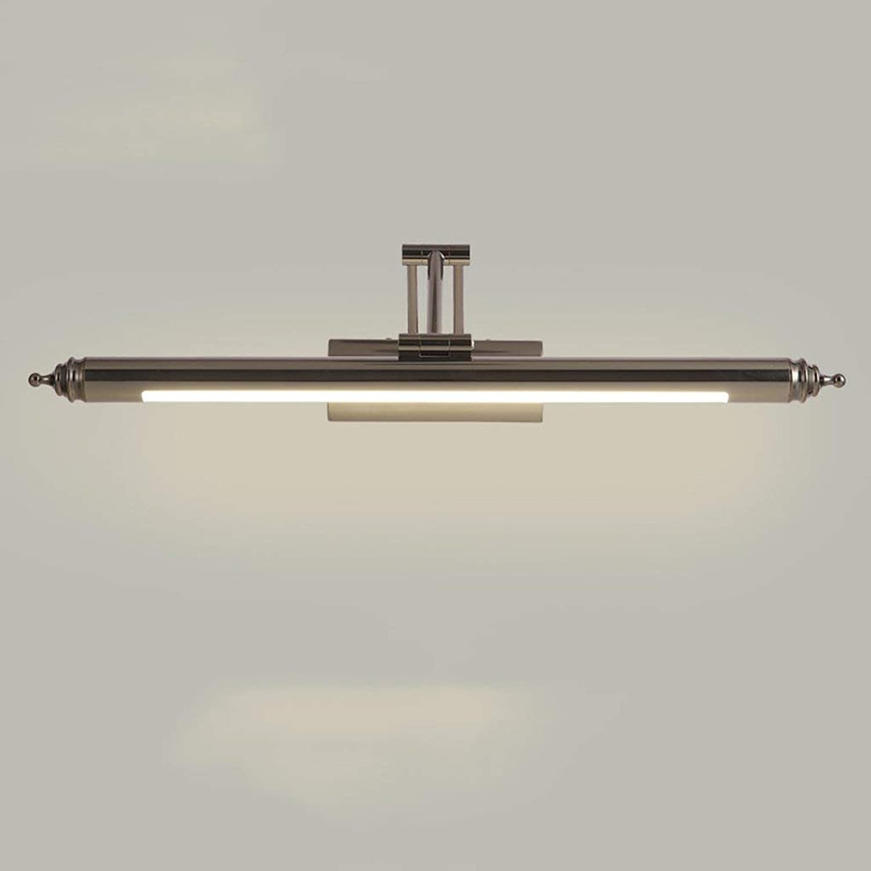 IG Spiegel-Licht führte Spiegel-Frontlicht-Spiegel-Kabinett-Licht-Badezimmer-Moderne minimalistische Spiegel-Lampe Europische Toiletten-Badezimmer-Lampe wasserdicht