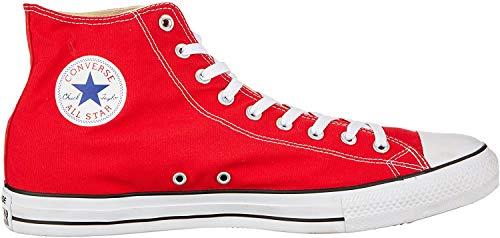 CONVERSE - Chucks ALL STAR HI 9621 - red, Tamaño:54