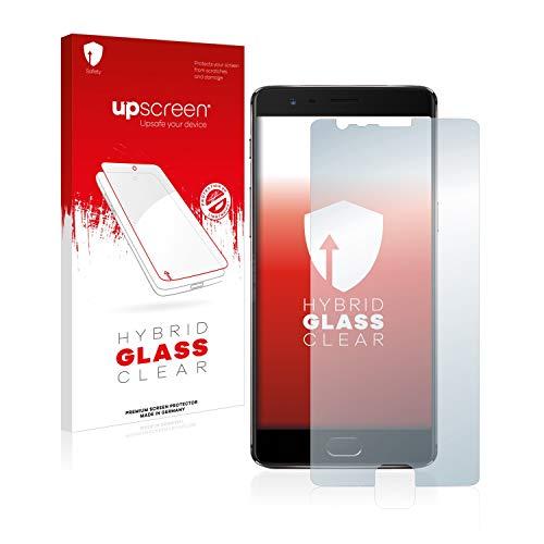 upscreen Protector Pantalla Cristal Templado Compatible con OnePlus 3T Hybrid Glass –...