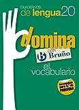 Cuadernos Domina Lengua 20 Vocabulario 6 (Castellano - Material Complementario - Cuadernos De Lengua Primaria) - 9788421669174