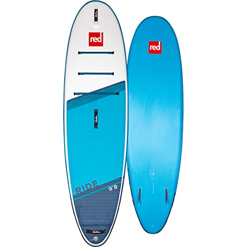 Red Paddle 9'8″ Ride MSL Tabla Sup, Adultos Unisex, Multicolor, Uni