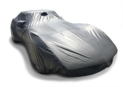 CarsCover Custom Fit C3 1968-1982 Corvette Car Cover Ironshield Leatherette All Weatherproof