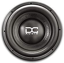 "$479 » DC AUDIO Level 4 15"" 2 ohm Dual Voice Coil Subwoofer 1400/2800 Watt"