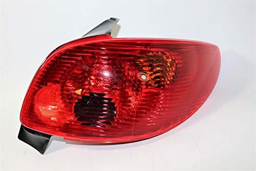 PSA Achterlicht compatibel met Peugeot 206 6351S0