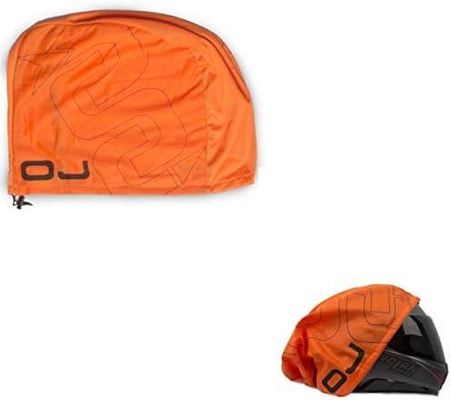 M162 helmtas oranje voor alle helmen