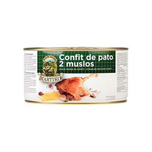 Martiko 2 Muslos de Pato en Confit 870 G