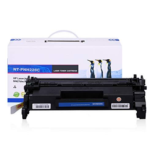 JZMY Cartucho de tóner para HP LaserJet Pro-M403D M403DN M403DW M403M MFP-M427DW M427FDN M427FDW modelo CF228A/28A, servicio de alta definición uno