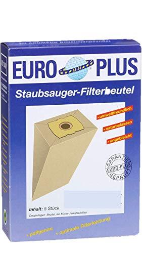 20 Staubsaugerbeutel in Papier passend für Vorwerk VK 240, Vorwerk Kobold VK 240, Vorwerk Tiger 240,