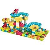 Juguetes de Rompecabezas para niños, 180 Piezas de Bloques de construcción de ensamblaje de partículas Grandes, Juegos educativos Stem, Juego de mármol DIY, Regalo para niños pequeños