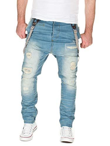 VSCT Clubwear Herren Jeans / Antifit Brad blau W 30 L 34
