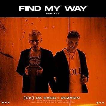 Find My Way (Remixes)